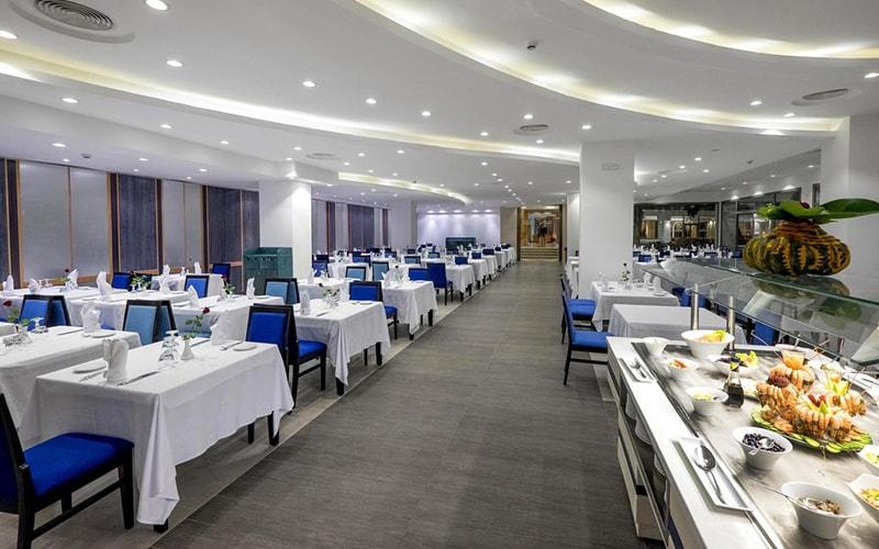 Ресторан Novostar Premium Bel Azur Thalassa 4*, Хаммамет, Тунис