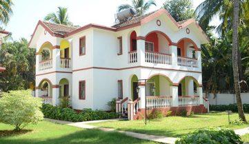 Paradise Village Beach Resort 3*, Северный Гоа, Индия