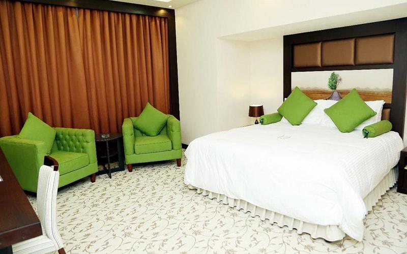 Номер в Ras Al Khaimah Hotel 4*, Рас Аль-Хайма, ОАЭ