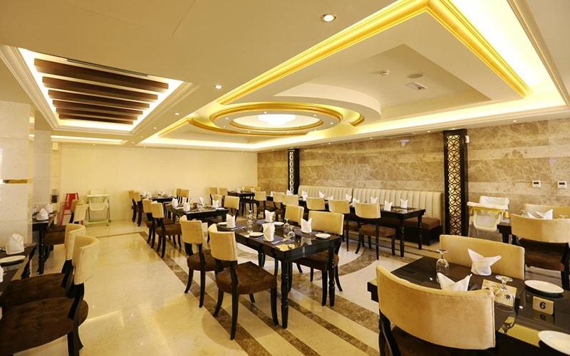 Ресторан в Ras Al Khaimah Hotel 4*, Рас Аль-Хайма, ОАЭ