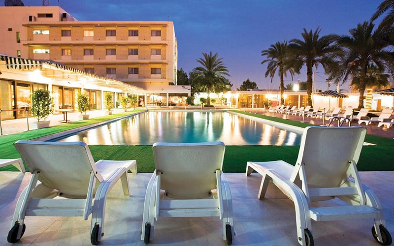 территория Ras Al Khaimah Hotel 4*, Рас Аль-Хайма, ОАЭ
