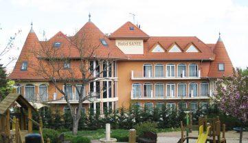 Sante Hotel 3*, Хевиз, Венгрия