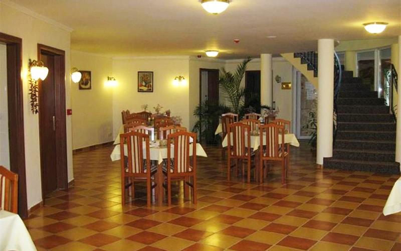 Ресторан в Sante Hotel 3*, Хевиз, Венгрия