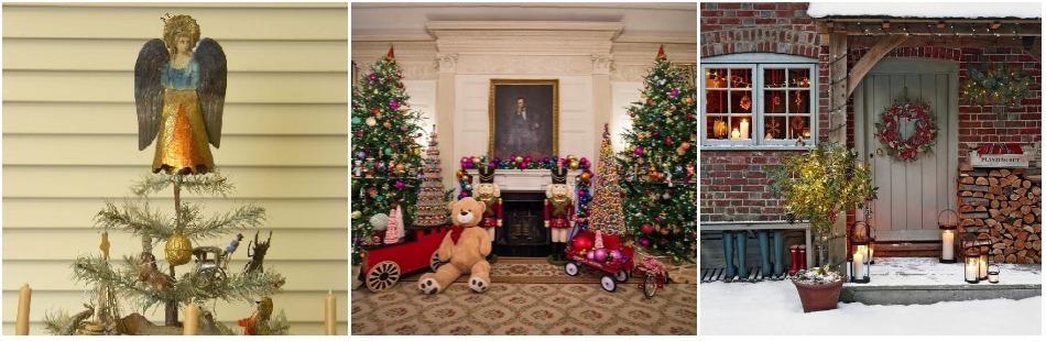 Американские рождественские традиции
