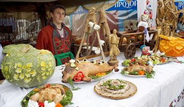 Закарпатье зовёт на фестиваль венгерской кухни