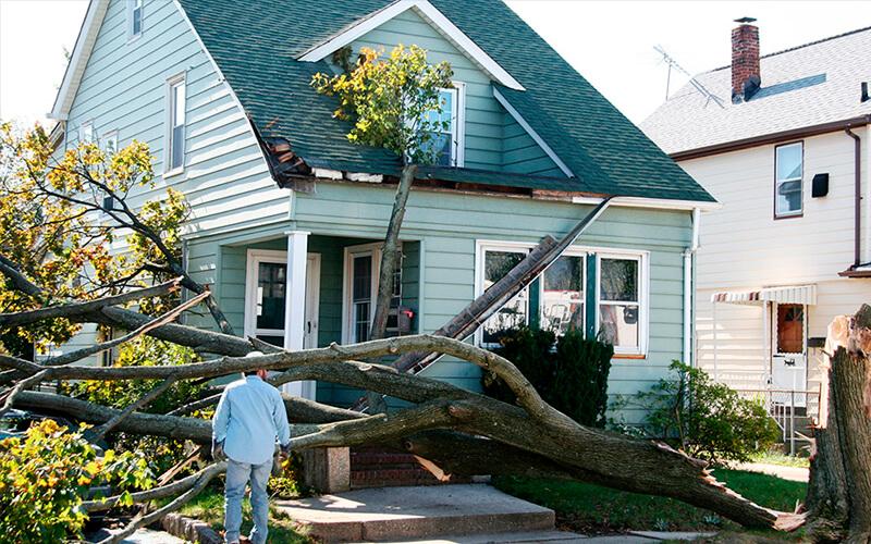 Застраховать дом