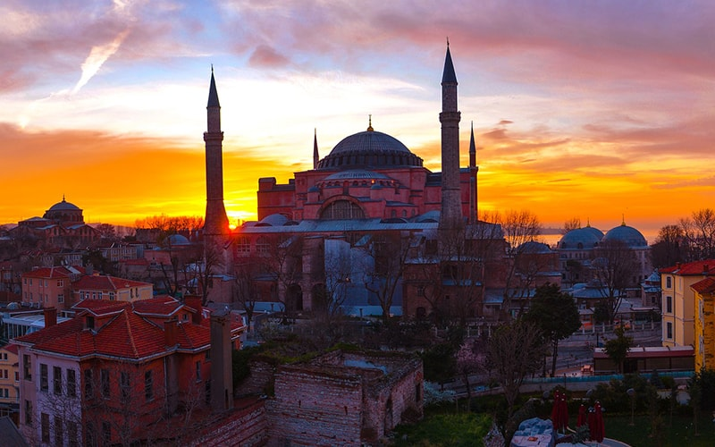 Мечеті Стамбула