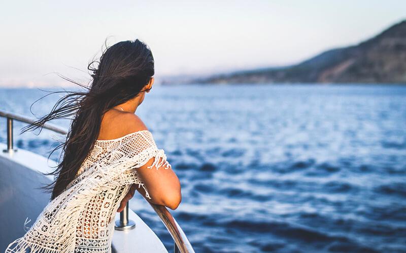 Подорож навколо світу на лайнері