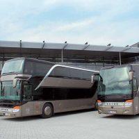 В Украине появится 17 новых международных автобусных маршрутов
