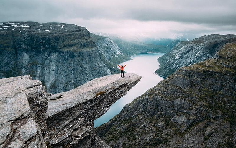 Круиз по Скандинавии