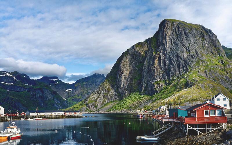 Тури в Норвегію на поромі