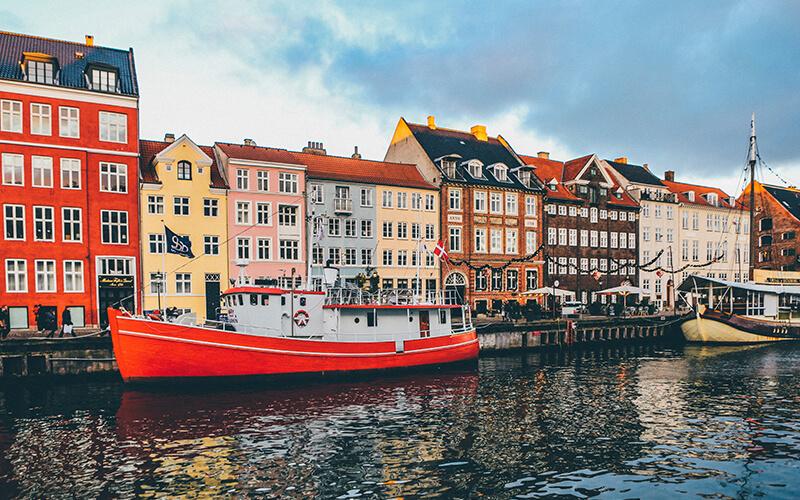 Морские круизы по фьордам Норвегии