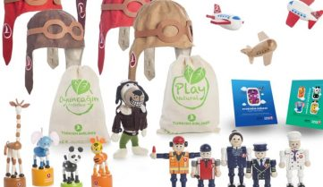 Маленьким пасажирам «Турецьких авіаліній» запропонують набір іграшок