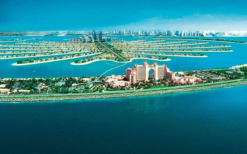 Зимний отдых в ОАЭ