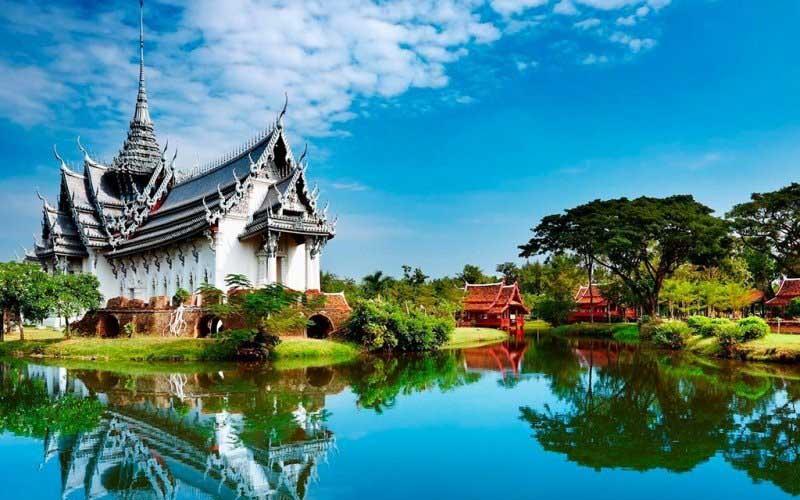 Зимой в Таиланд
