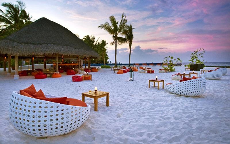 Зимний отдых на Мальдивах