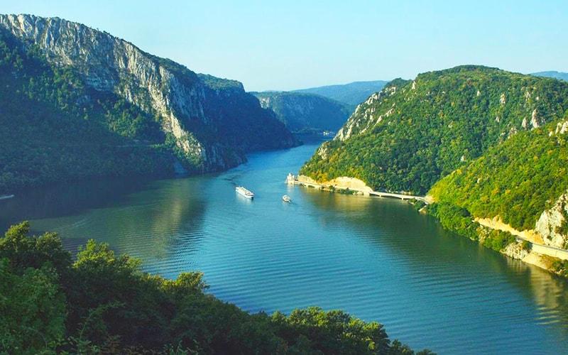путешествие по Дунаю на теплоходе