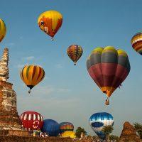 Таиланд приглашает на «Фестиваль воздушных шаров»