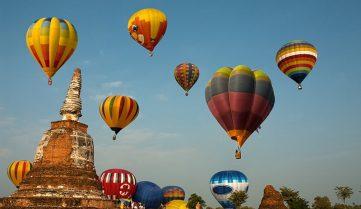 Таїланд запрошує на «Фестиваль повітряних куль»