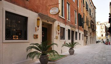 Kette Hotel 4*, Венеция, Италия