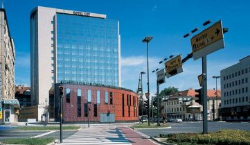 Lev Hotel 4*, Любляна, Словения