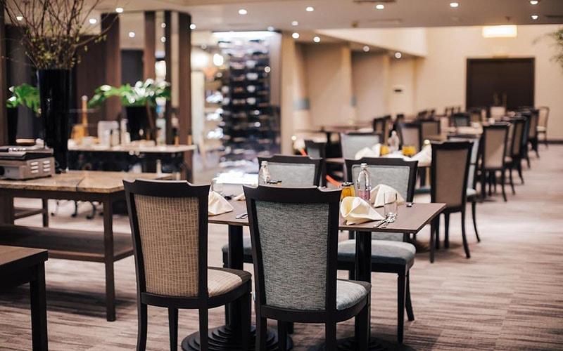 Ресторан в Lev Hotel 4*, Любляна, Словения
