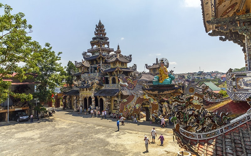пагода Лін Фуок