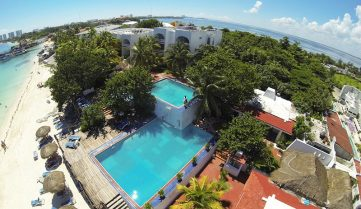 Maya Caribe Beach House Hotel 3*, Канкун, Мексика