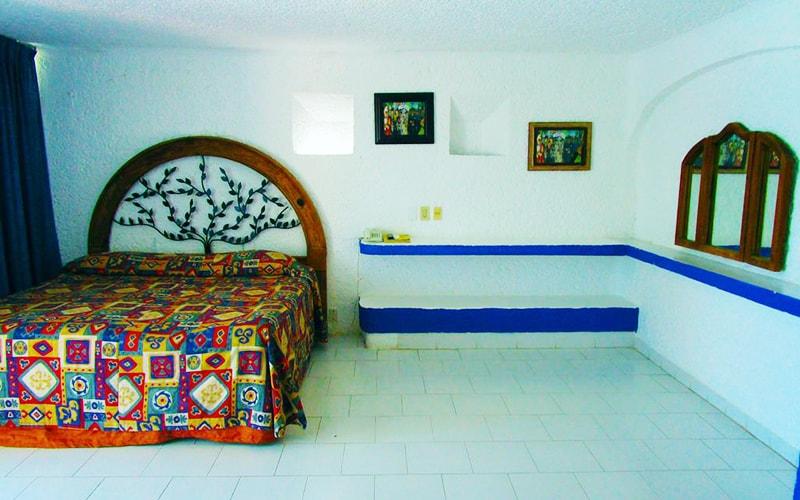 Номер в Maya Caribe Beach House Hotel 3*, Канкун, Мексика