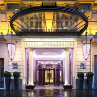 Горящий тур в Paris Marriott Opera Ambassador Hotel 4*, Париж, Франция