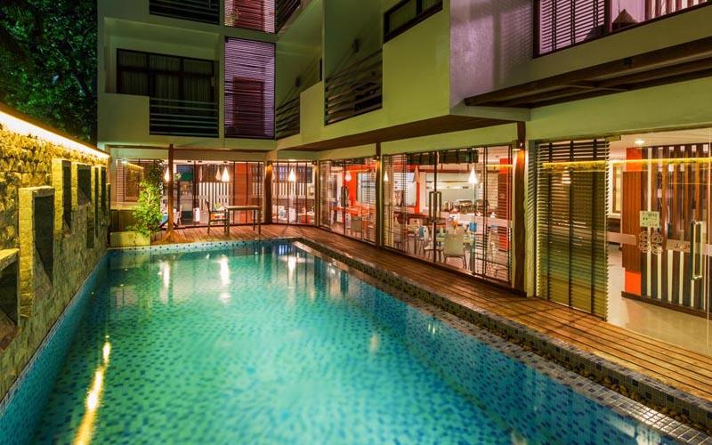 Отель Plumeria Boutique 4*, Вааву Атолл, Мальдивы
