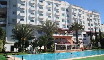 Tildi Hotel 4*, Агадир, Марокко