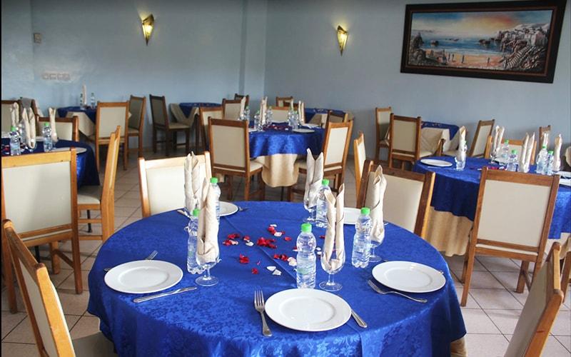 Ресторан в Tildi Hotel 4*, Агадир, Марокко