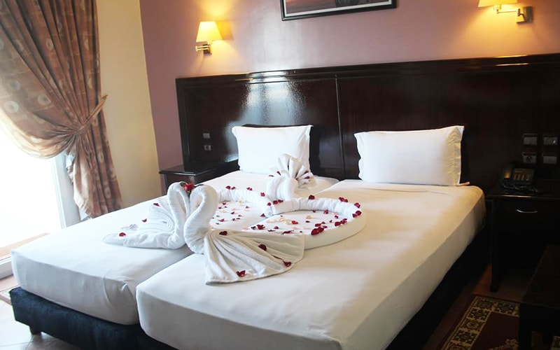 номер в Tildi Hotel 4*, Агадир, Марокко
