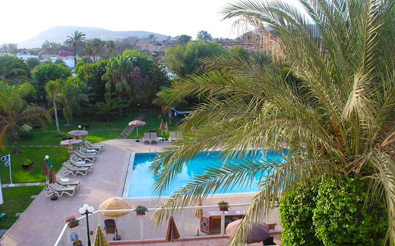 Территория Tildi Hotel 4*, Агадир, Марокко