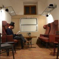 Ретро-бар в Праге вернёт туристов в 70-е годы