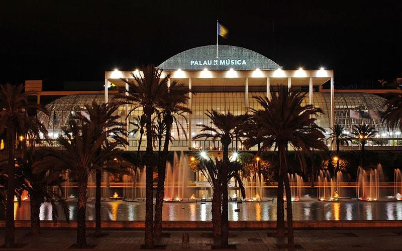 Валенсия - дворец музыки