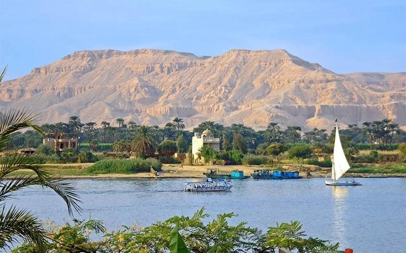 путешествия по Нилу