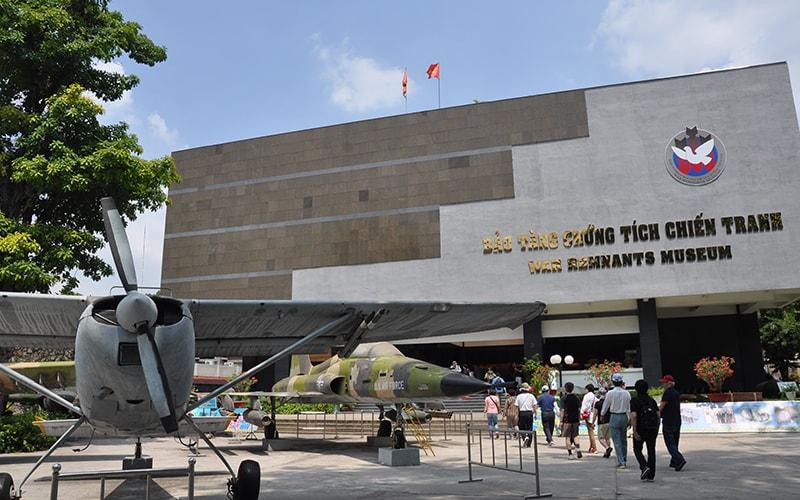 Хошимин музей войны