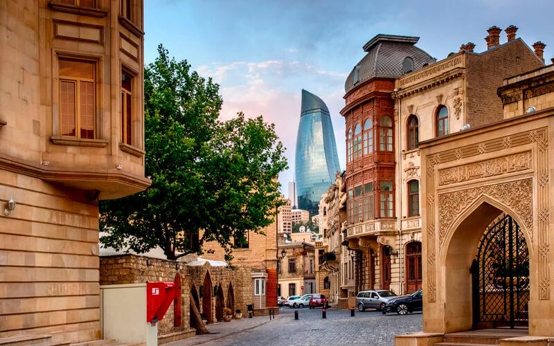 Посольства Азербайджана в Украине