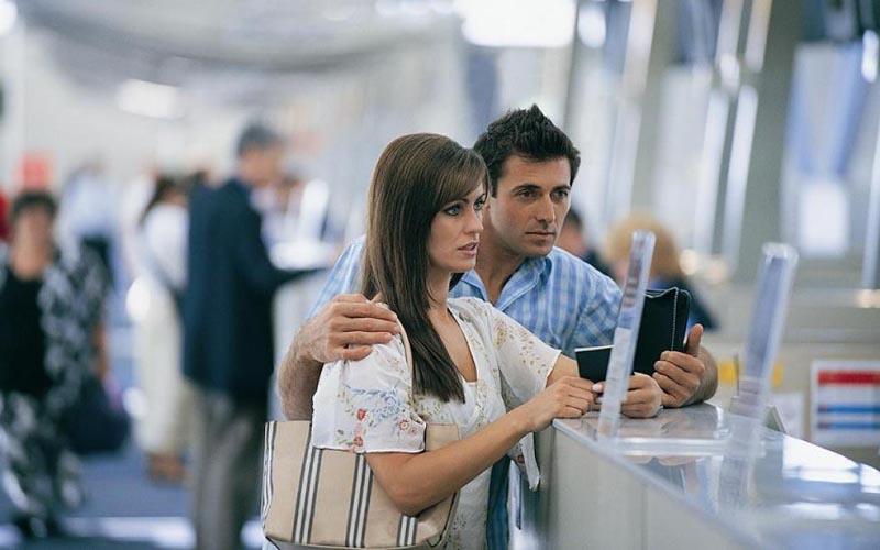 Консультация в аэропорту