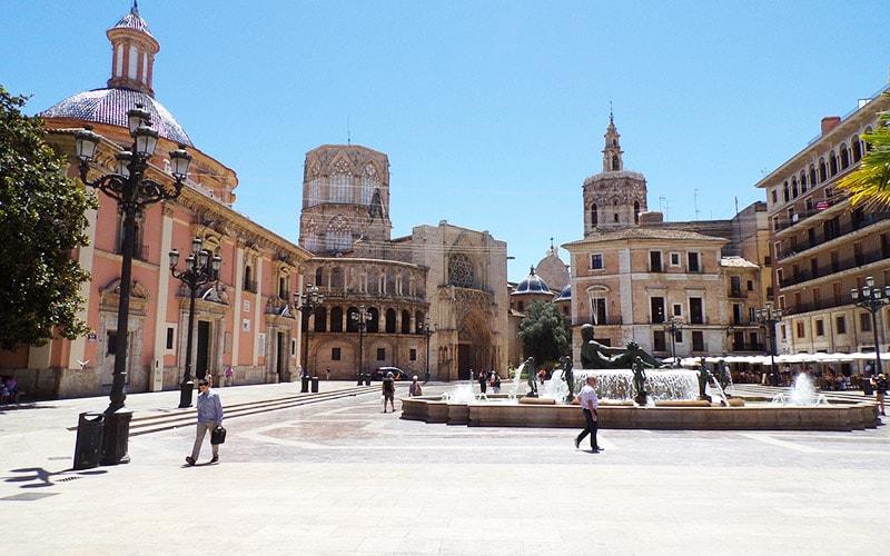 Кафедральный собор Валенсия