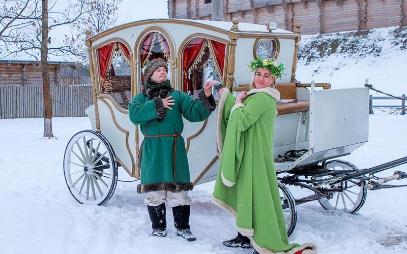 ень Святого Валентина в Княжестве «Киевская Русь»