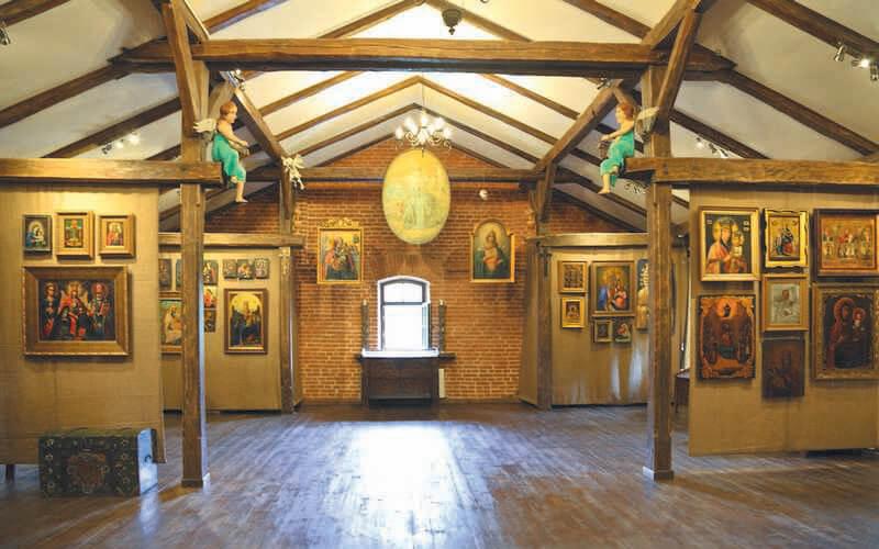 Замок-музей «Радомышль»