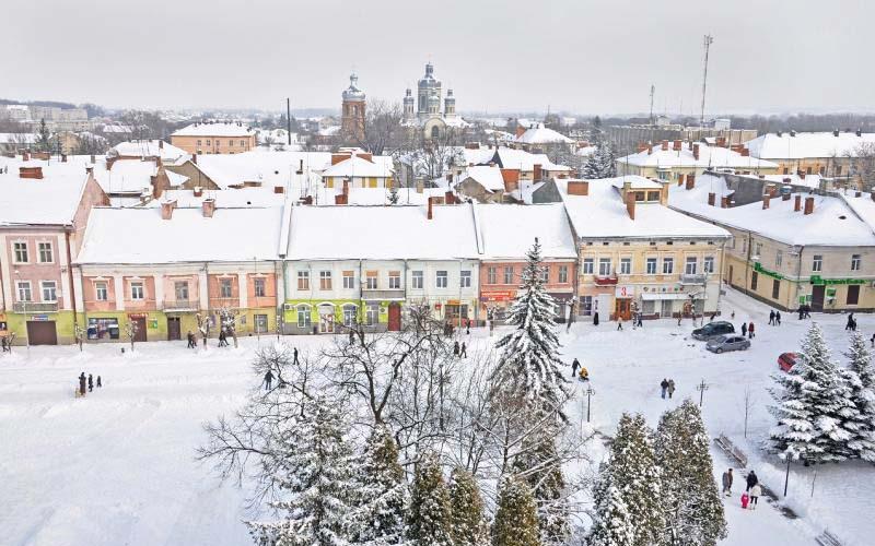 Самбор, Львовская область)