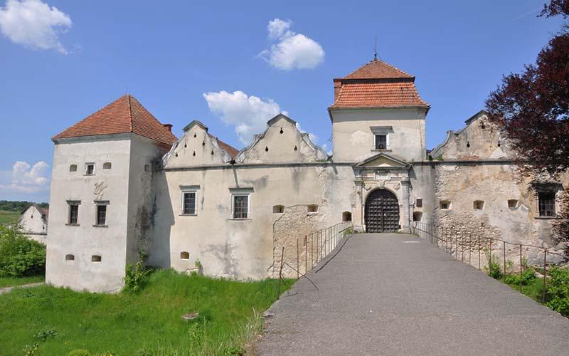 День Святого Валентина в Свиржском замке