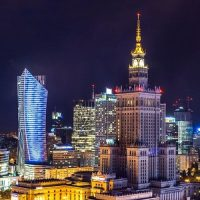 «ВизЭйр» будет летать по маршруту Варшава - Киев - Варшава каждый день