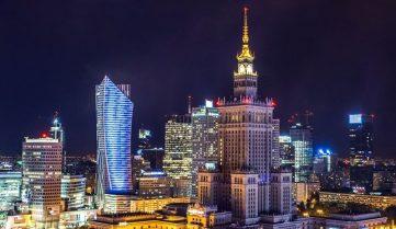 «ВізЕйр» буде літати за маршрутом Варшава – Київ – Варшава щодня