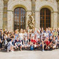 Літній мовний табір у Чехії