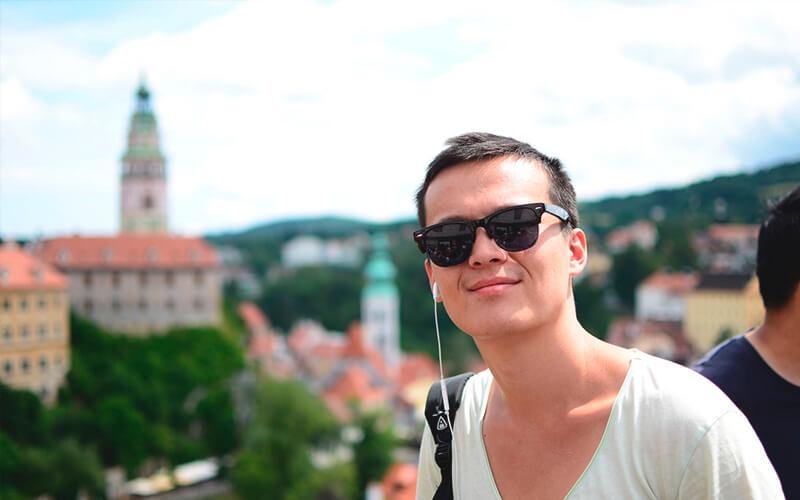 Літні мовні курси в Чехії